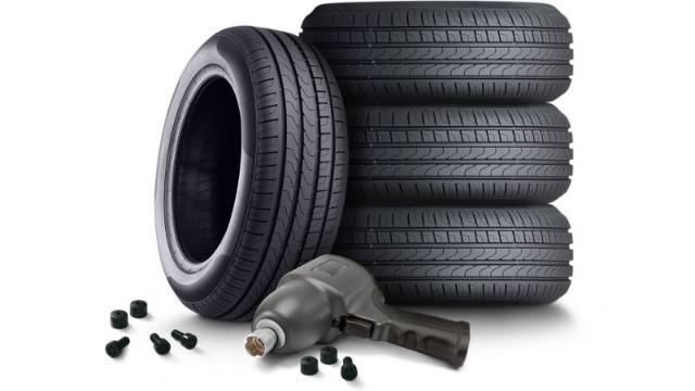 Os pneus são itens de segurança